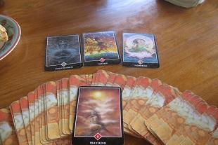 4枚のカードで今の自分を知る