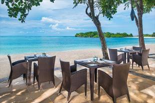 ビーチフロントレストラン